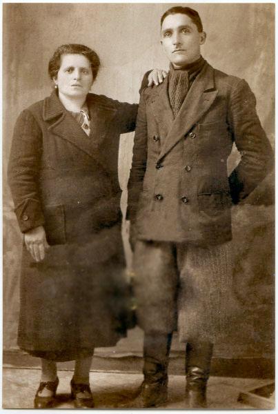 Teresa e Serafino Lucii