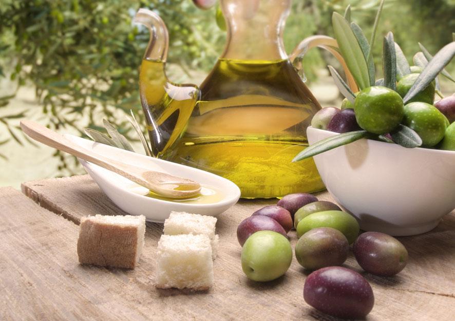 native Olivenöl extra