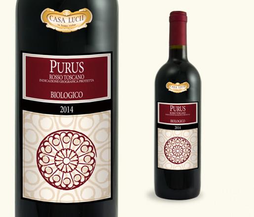 vino Purus di Casa Lucii