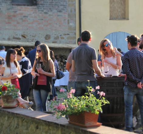 wine tasting Casa Lucii